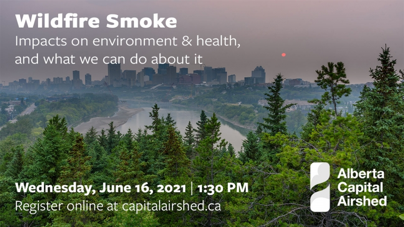 Wildfire Smoke: Impacts on environment and health, and what we can do about it, Webinar June 16